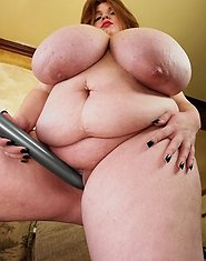 The bodacious big tittied vixxxen is here to show you the ultimate in solo action!