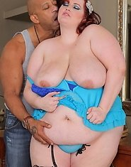 Shane Diesel knocks on Eliza Allure's door and man is she is looking sexy and as plump as ever, I'm talking super busty too. She shows us he