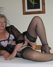 MILF horny and naked sucks cock and rides it too