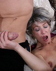 Hot mom gangbanged