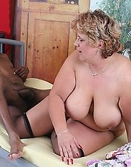 interracial mature fucking