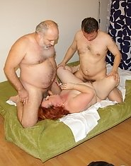 Big lady getting fucked in her own house