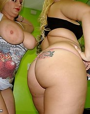 Busty Tiffany and big booty Tiffany get a nice puerto rican to plow hardcore