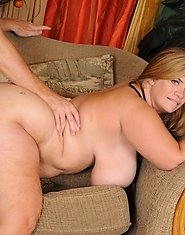 Watch this bodacious plump new BBW get her pussy pounded, the only way we show all you guys how! With the ultimate plumper pussy destroying action!